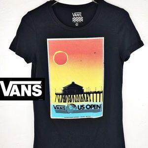 Vans Shirt | Womens Medium VTG Newport Surf